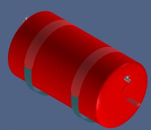 Flootzer Cable Float 1000